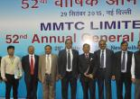MMTC'S 52ND ANNUAL GENERAL MEETING (29/09/2015) PIC4